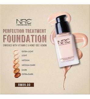 BH NRC PERFECTION TREATMENT FOUNDATION