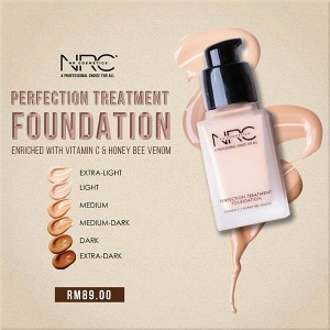 BH NRC PERFECTION TREATMENT FOUNDATION